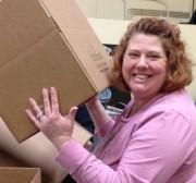 Our Nurture Team Leader is Becky Piening.