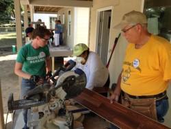 WGCC Habitat Work Day Sept 28, 2013